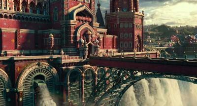 The Nutcracker and the Four Realms Castle
