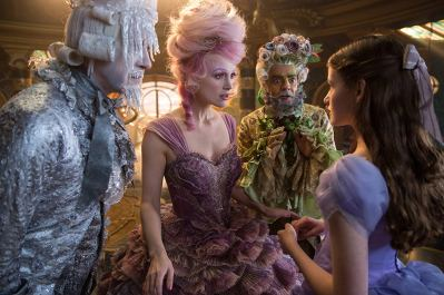 The Nutcracker and the Four Realms Group Shot