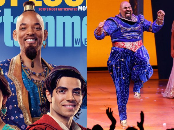 Will Smith Genie: How Disney's 'Aladdin' Live-Action Remake Has Turned Into